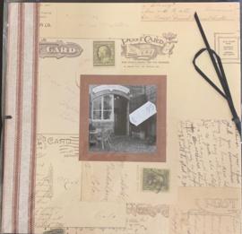 Mini Album Travel 8x8 - DCWV