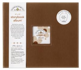 Bon Bon Storybook Album 12x12 - Doodlebug