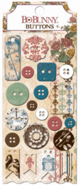 Buttons Provence Collection - Bo Bunny