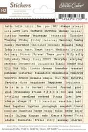 Studio Calico - Words