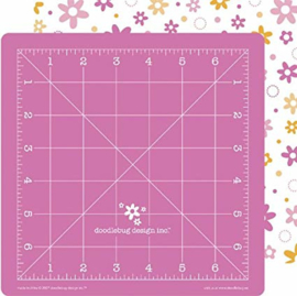 "Craft Mat Bubblegum 8""x8"""