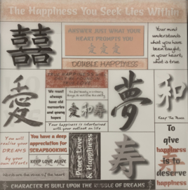 Confucious Say What? Asian Proverbs Vellum - Zsaige