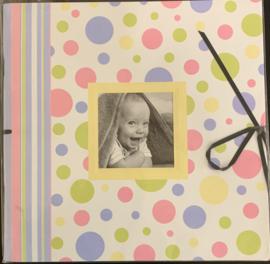 Mini Album Baby 8x8 - DCWV