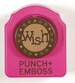 Punch + Emboss Wish (pons)