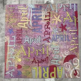 April Doodle - Karen Foster