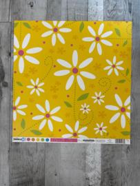 Studio Basics 101 Flowers - Creative Imaginations