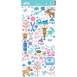 Winter Wonderland Icons - Doodlebug