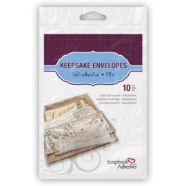 Keepsake Envelopes - Scrapbook Adhesives