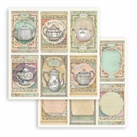 Alice Tea Time - Stamperia