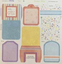 Tag & Pocket Flips - Carolees Creations