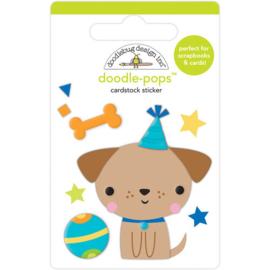 Doodle-Pops Happy Birthday - Doodlebug