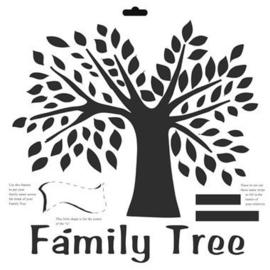 Family Tree 12x12 - TCW