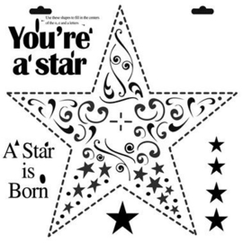 Star 12x12 - TCW
