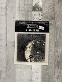 Narratives Mini Album Clock - Creative Imaginations