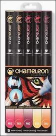 Warm Tones Alchohol Pens - Chameleon