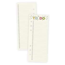 To Do Bookmark Tablet (A5)