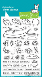 A Bug Deal Stamps - Lawn Fawn