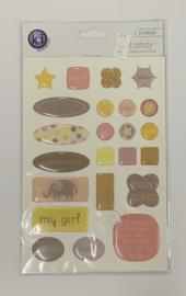 Gel Candy It's a Girl - KI Memories