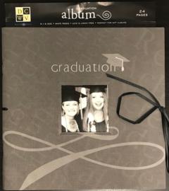 Mini Album Graduation 8x8 - DCWV