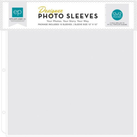 Photo Sleeves 12x12 pocket - Echo Park