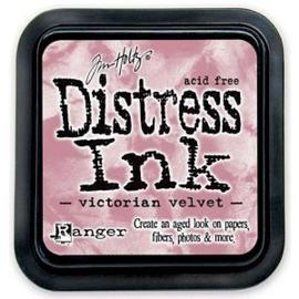 Distress Ink Victorian Velvet Tim Holtz