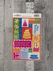 Birthday - Karen Foster