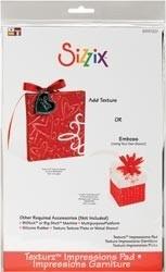 Texturz Impressions Pad - Sizzix