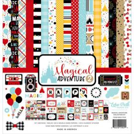 Magical Adventure 2 12x12 Paper Pack - Echo Park