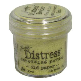 Distress Powder Old Paper
