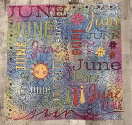 June Doodle - Karen Foster