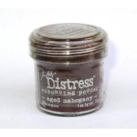 Distress Powder Aged Mahogany