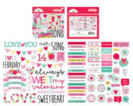 Chit Chat Love Notes - Doodlebug