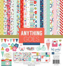 Anything Goes 12x12 Paper Kit - Echo Park