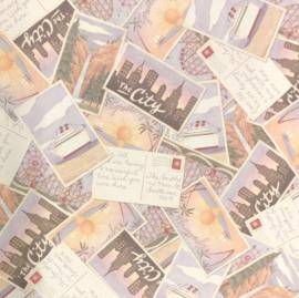 Debbie Mumm Postcards - Creative Imaginations