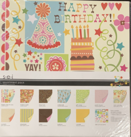 Happy Day Assortment Pack - s.e.i.