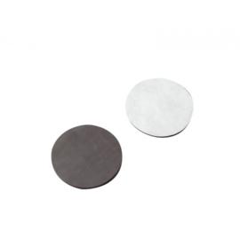 Magneetjes 12mm x  1mm zelfklevend (x25) Vaessen Creative