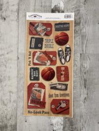 Basketball - Karen Foster