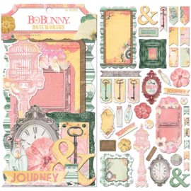 Noteworthy Die-cuts - Sunshine Bliss Collection Bo Bunny