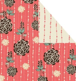 Raindrop Sprinkles Blooming Retro Collection