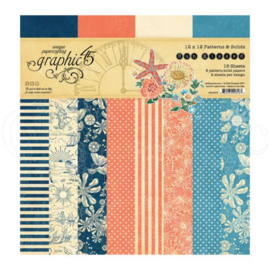 Sun Kissed Patterns & Solids Graphic 45