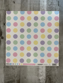 Studio Basics 101 Pastel Balls - Creative Imaginations