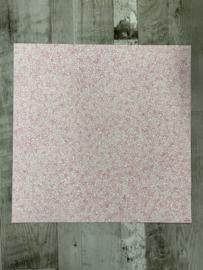 Renae Lindgren Pink Squiggle - Creative Imaginations