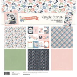 12x12 Simple Set - Mom's Day Collection