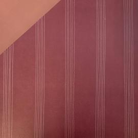 Red & White Stitches 12x12 - Colorbok