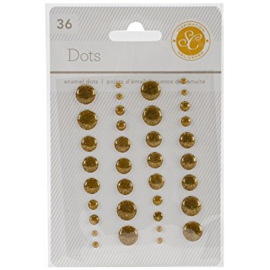 Dots gold Studio Calico