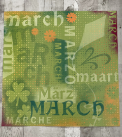 March - Karen Foster
