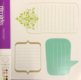 Remarks Journaling Book 2 Color Set 1&3