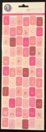 Pink Alphablox KI Memories