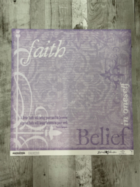 Marah Johnson Faith - Creative Imaginations