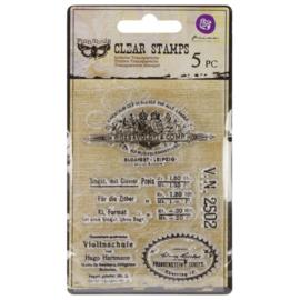 Finnabair Clear Stamps Rozsavolgyi & comp